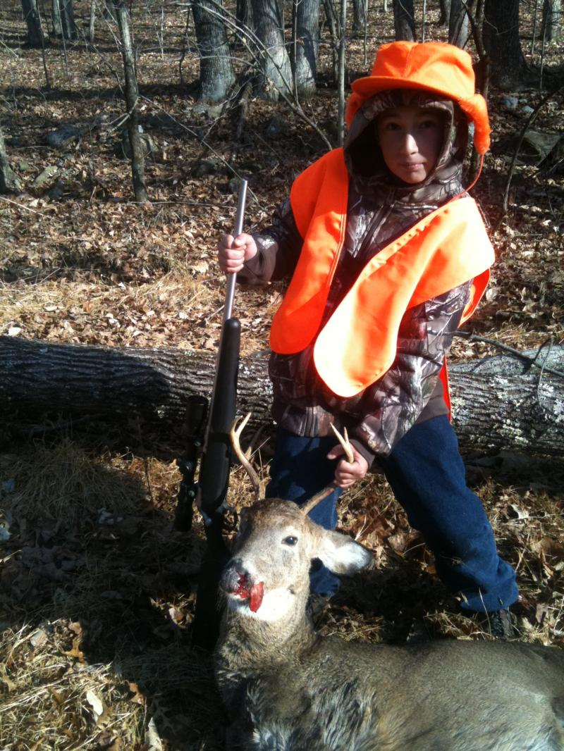 Timmys 6 pointer